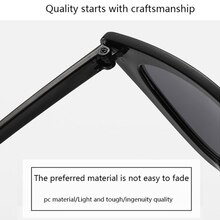Women Sexy Retro Cat Eye Sunglasses UV400 Eyeglasses Sun Protection Glasses Eyewear Shades for Femal