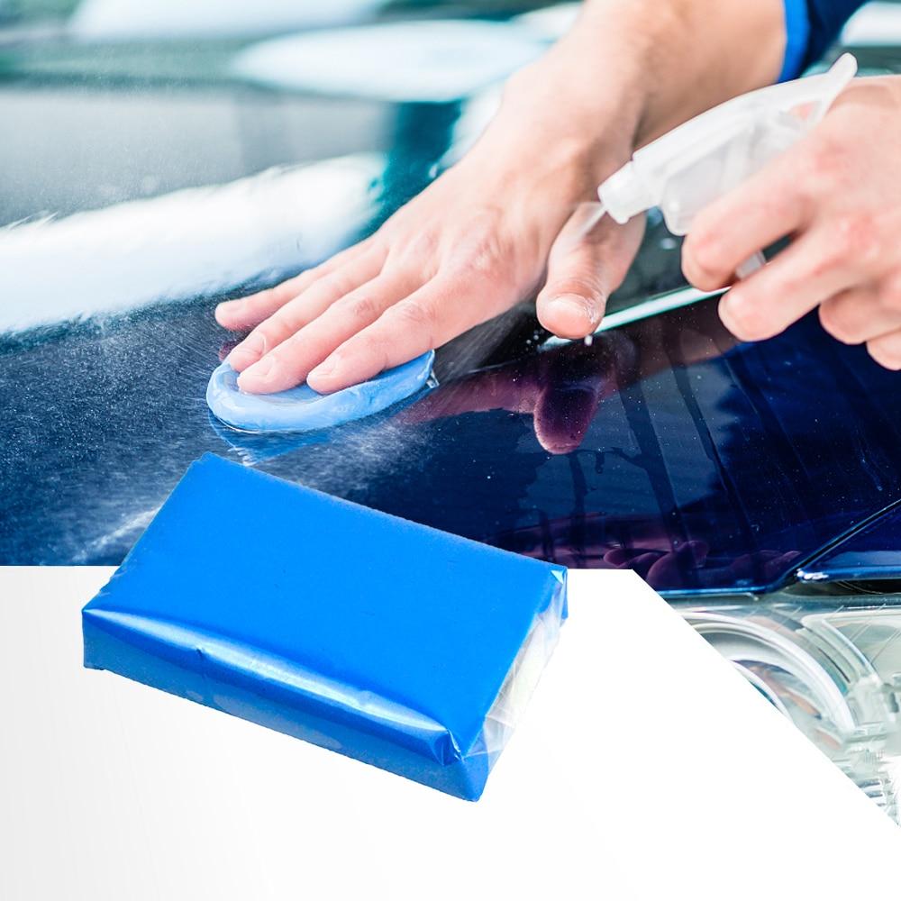 1 шт., волшебная глина для мытья автомобиля, 100 г, супер автодетализация, очистка, инструменты, Волшебная грязь, автомобильный очиститель, очистка, глина, автомобиль