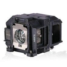 EB-S02 EB-S11 EB-S12 EB-W12 EB-W16 EB-X02 EB-X12 EB-X14 EB-X14G EH-TW550 EX3210 H494C Lampe De Projecteur pour ELPLP67 pour EPSON