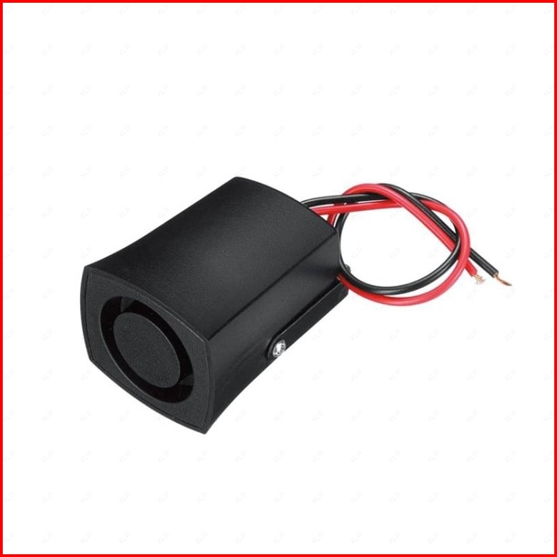 AliExpress - 12V 24V 120dB 6 Tone Mini House Car Security Alarm Warning Siren Small Speaker System Notice Buzzer Truck Use Bell Horn Home