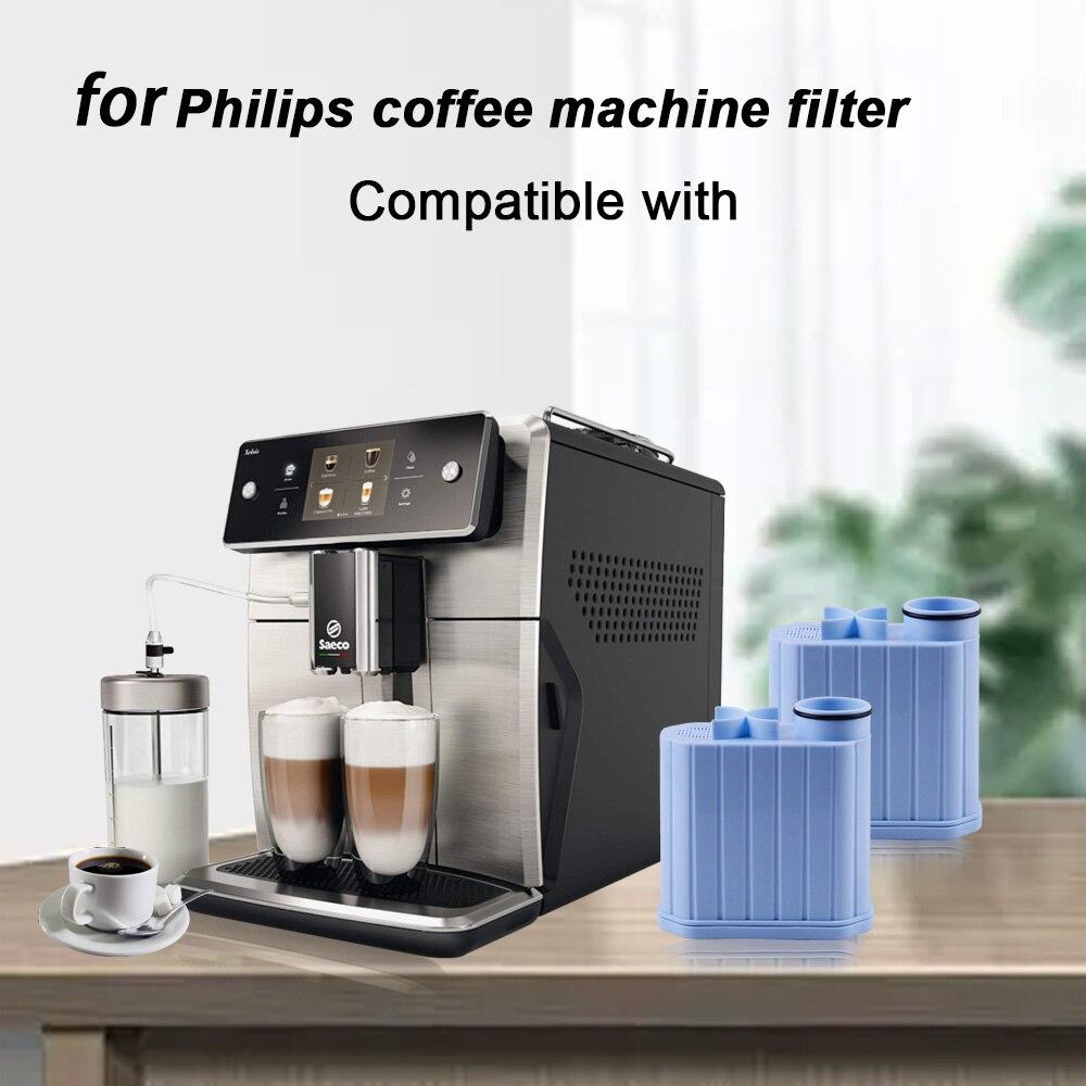 Фильтр для воды для кофемашины Saeco AquaClean EP5360/10 HD8911 EP4010 M5479 EP3360 EP5333 SM5570 HD8858 для philips CA6903