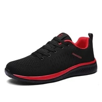 mens fashion casual shoes non slip sneakers breathable mesh men casual sports shoes light running shoes outdoor walking shoes
