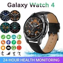 2021 Fashion Galaxy Watch3 Smart Watch Men DIY Face GT2 Smart Waterproof Watch Clock for Android IOS
