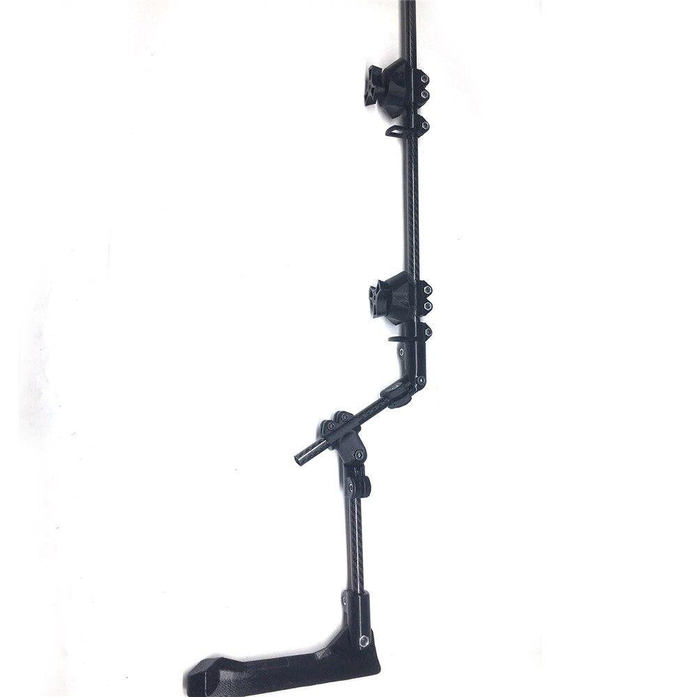 حامل مسدس إطلاق مغناطيسي لـ HTC VIVE VR ، ملحق سماعة رأس بمقبض مزدوج قابل للتعديل