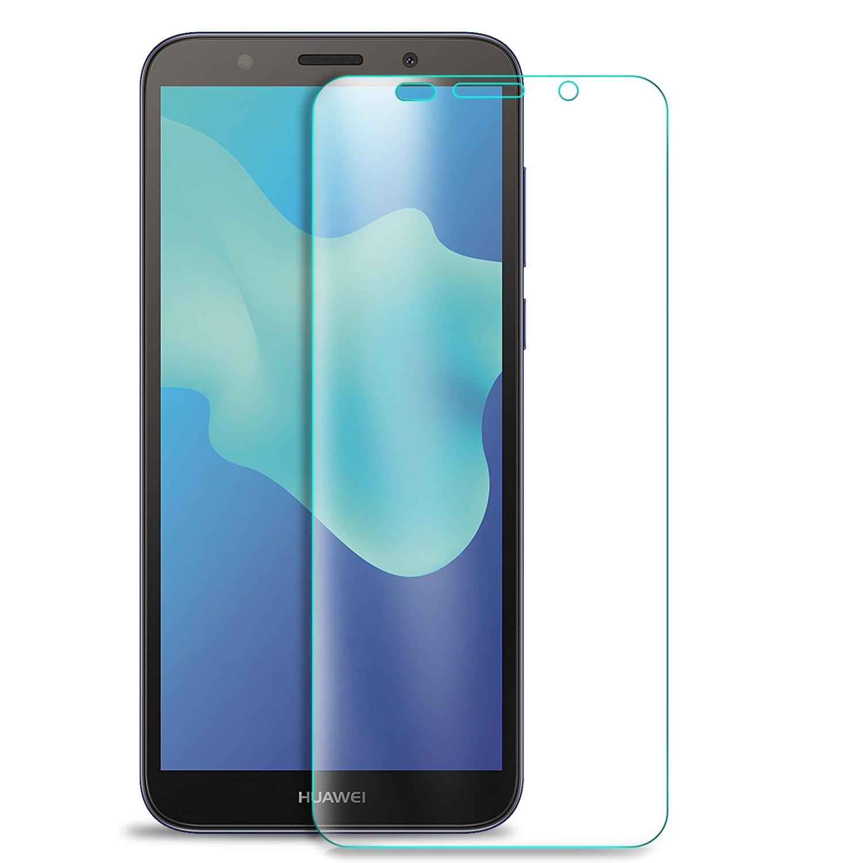 Szkło hartowane 9H 2.5D HD dla Huawei Y5 Lite 2018 szkło hartowane Y5 Lite 2018 szkło Huawei Y5Lite 2018 folia ochronna