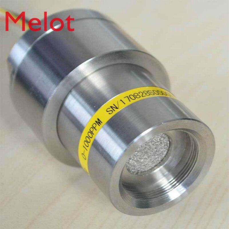 Flangemounting amoniaco Sensor de detección de Gas ATC-NH3
