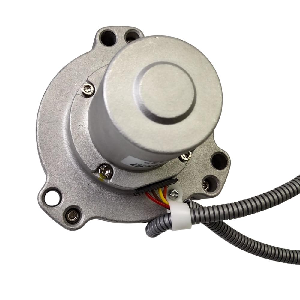 406U197F4F3 KP56RM2G Throtttle Motor Ass'y for KOBELCO SK100-5 SK120-1/3/5 SK220-3 SK100-6 Excavator Parts enlarge