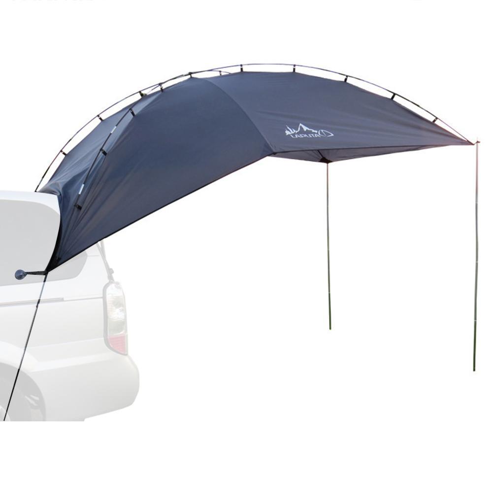 Markise Sun Shelter SUV Zelt Auto Baldachin Tragbare Camper Trailer Zelt Auf Dem Dach Auto Markise Für Strand Limousine Outdoor Camping