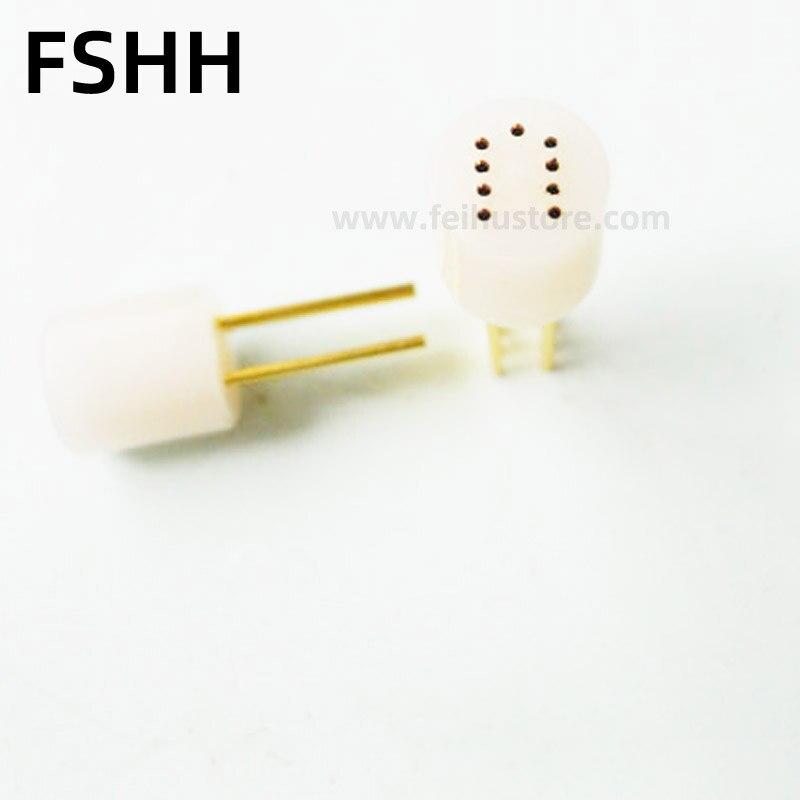 FSHH-9-1 9 دبوس ليزر ديود اختبار المقبس روزا 9 دبابيس LD كشف درجة الحرارة الحساسة حساس اختبار المقبس