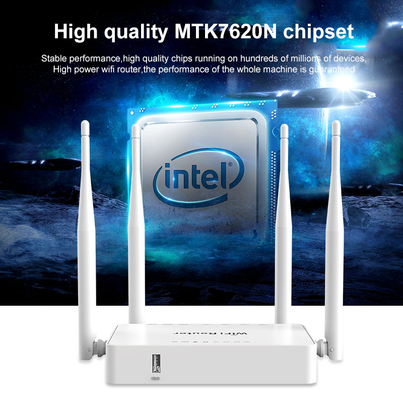 WiFi Router USB RJ45 Ethernet OPENWRT Router Omni MT7620N 300Mbps 802.11G 300Mbps 2.4G 64MB Memory 8MB Flash Wireless Router