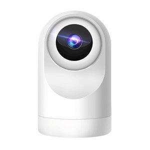 Smart 1080P HD и поддержкой Wi-Fi IP Камера с наклонно-поворотное зум двухстороннее аудио по уходу за ребенком Домашняя сеть Камеры Скрытого видеонаб...
