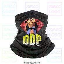 Винтажная уличная рубашка 90Sharajuku Menwwf Ddp Diamond Dallas Page Wrestling Bandana