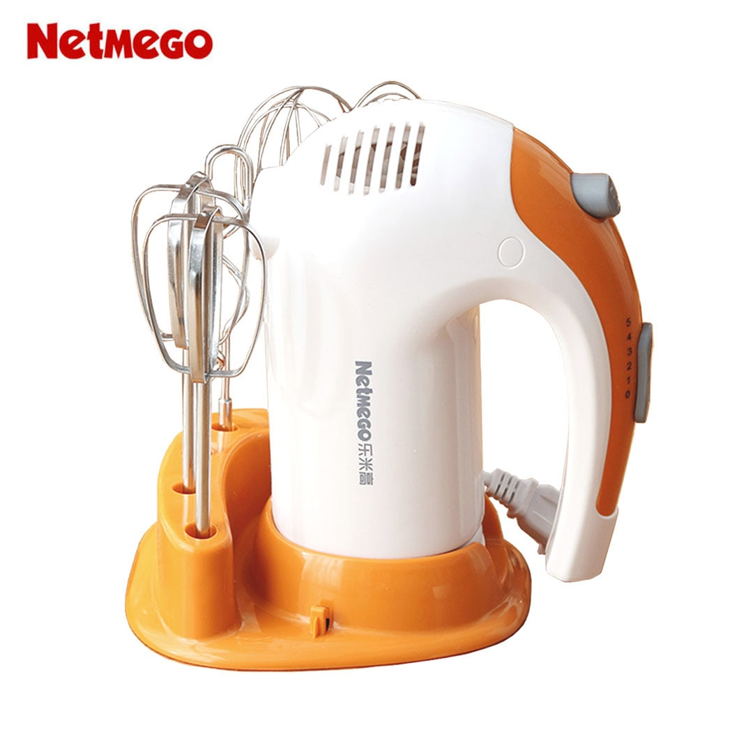 zhoutu 2 in 1 stand mixer 5 speeds electric mixer hand mixer with 3 5l stainless steel mixing bowl whisk beaters Hand Mixer N38d New Design Mixer Blender And Electric 300w 5 Speeds Kitchen Living Hand Mixer