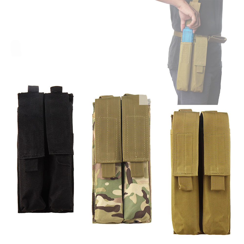Nylon Combat P90 Molle Pouch Magazine Go Hunting Tactical Military Airsoft UMP Magazine Outdoor Hot Sale Hunting Bag Accessories