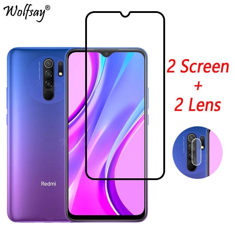 2pcs-full-glued-screen-protector-for-xiaomi-redmi-9-tempered-glass-full-cover-for-xiaomi-redmi-9-25d-9h-premium-film-wolfsay