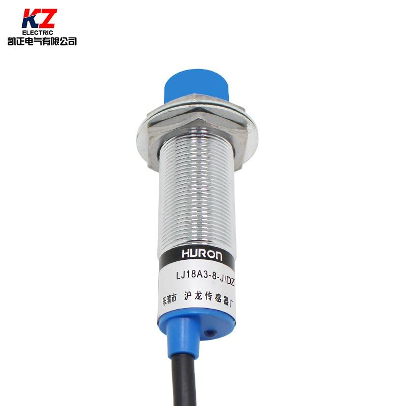 5 piezas nuevo sensor capacitivo interruptor de proximidad capacitivo LJC18A3-B-Z / BX...