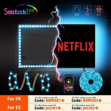 Suntech Led Strip, Backlight For TV,SMD 5050 USB Powered LED Strip Light, Bluetooth With App Control
