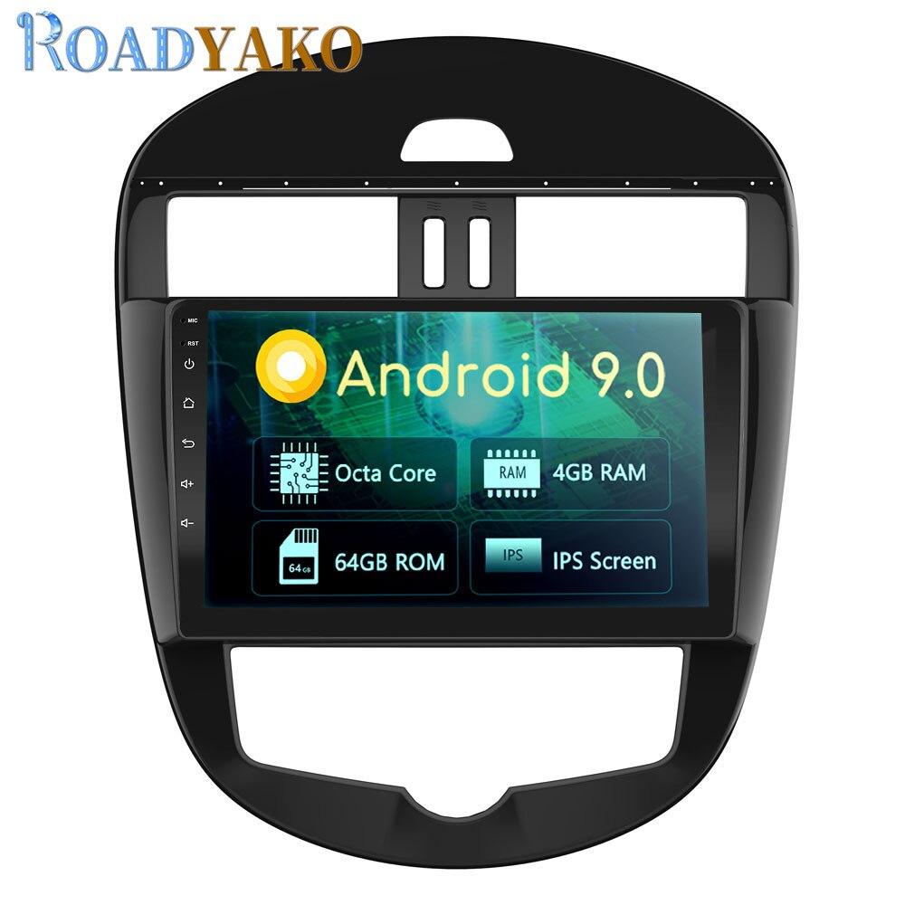 10.1 radio android android rádio do carro automático para nissan tiida 2011-2015 high end estéreo painel de carro gps navegação multimídia player de vídeo 2 din