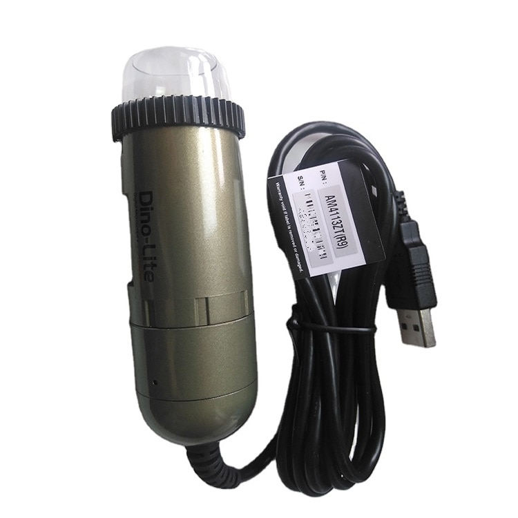 TaiWan Dino-lite AM4113ZT usb portable  digital microscope enlarge