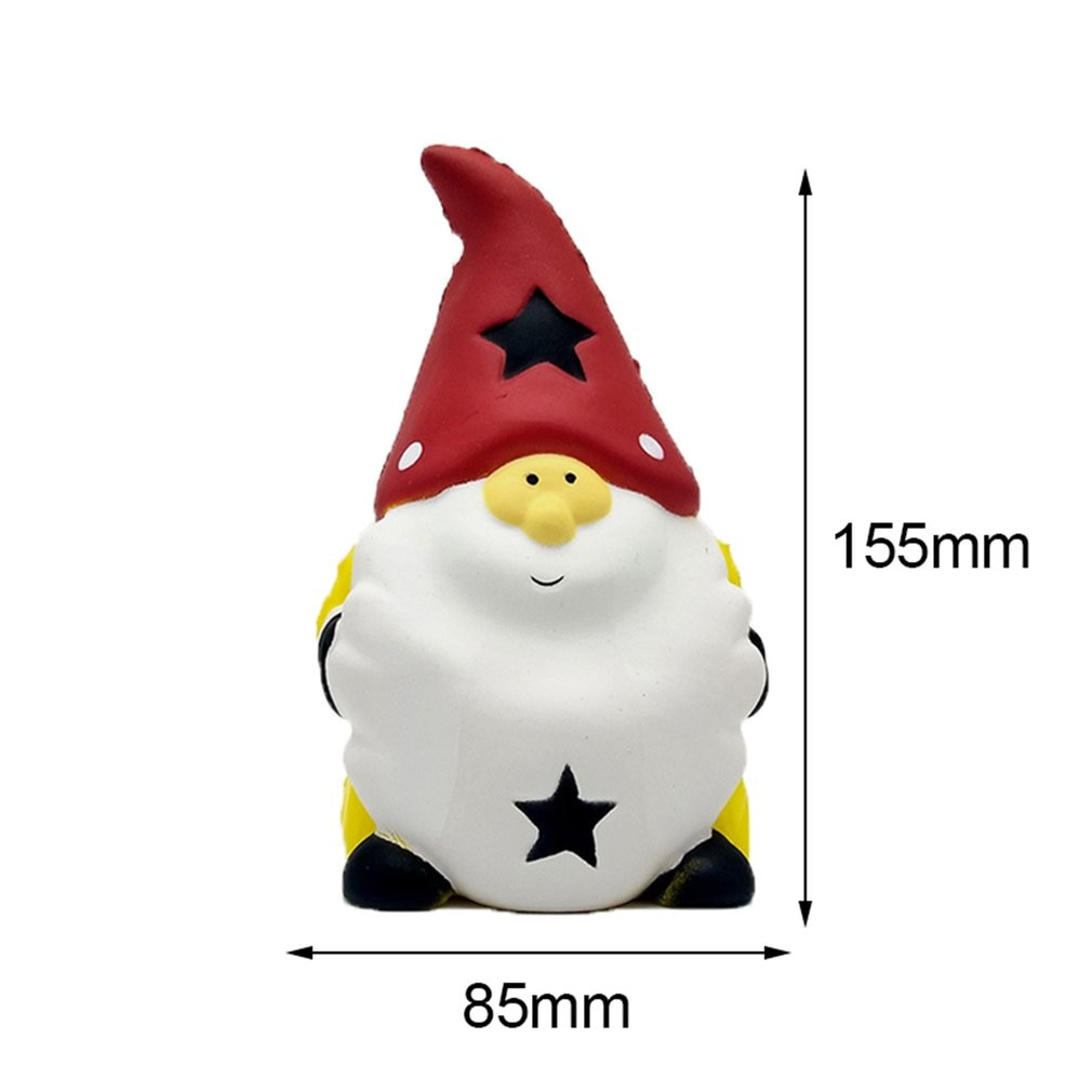 Cute Kawaii Plush Doll Design Slow Rising Squeeze Decompression Toys Kids Adult Stress Reliever Toys enlarge