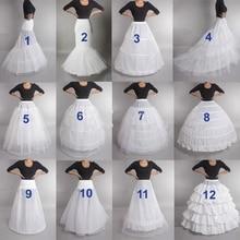 Enagua nupcial de muchos estilos, Aro para baile de graduación, falda de lujo, accesorios de boda, Envío Gratis