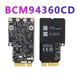 HOT-BCM94360CD wifi sem fio bluetooth 4.0 banda dupla 1750mbps 2.4g 5g bcm94360cd cartão airdrop handoff para hackintosh mac os