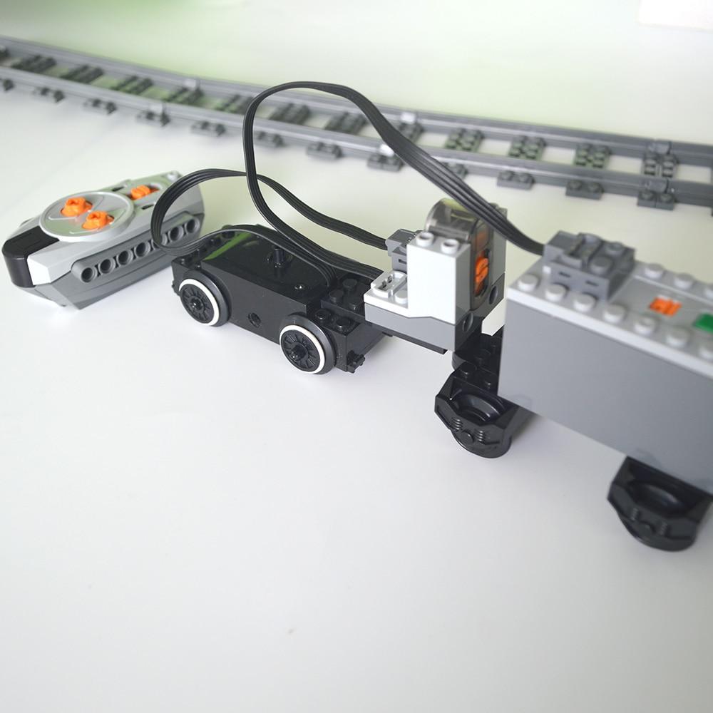 Piezas técnicas de motor de tren compatibles con todas las marcas herramienta multifunción servo bloques base de tren PF sets