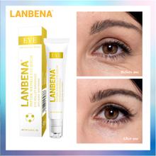 LANBENA Peptide Wrinkle Eye Serum Anti Puffiness Smooth Fine Lines Dark Circle Anti-aging Moisturizing Eyecream Beauty Skin Care