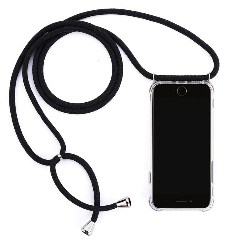 Funda para iPhone 11 collar Cordón de la correa de hombro de...