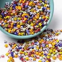 glass seed beads spacer czech round glass seed beads bulk for jewelry making handmade diy earring necklace charms jewelry making