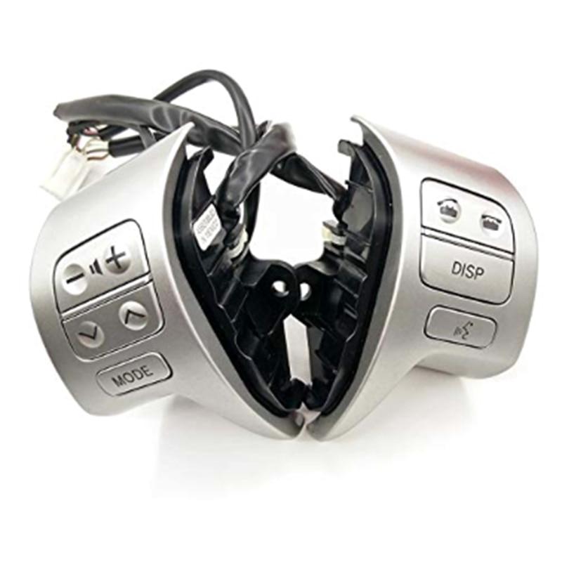 Interruptor de Control de Audio Bluetooth, botón de sonido Bluetooth 84250-02200 84250-12020 para Toyota Corolla Zre15 200