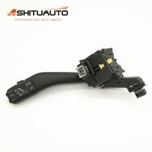 AshituAuto-interrupteur de régulateur de vitesse   Qualité supérieure, commutateur de clignotant, pour VW Jetta Golf 5 6 MK6, Jetta Plus GTI MK5 Skoda