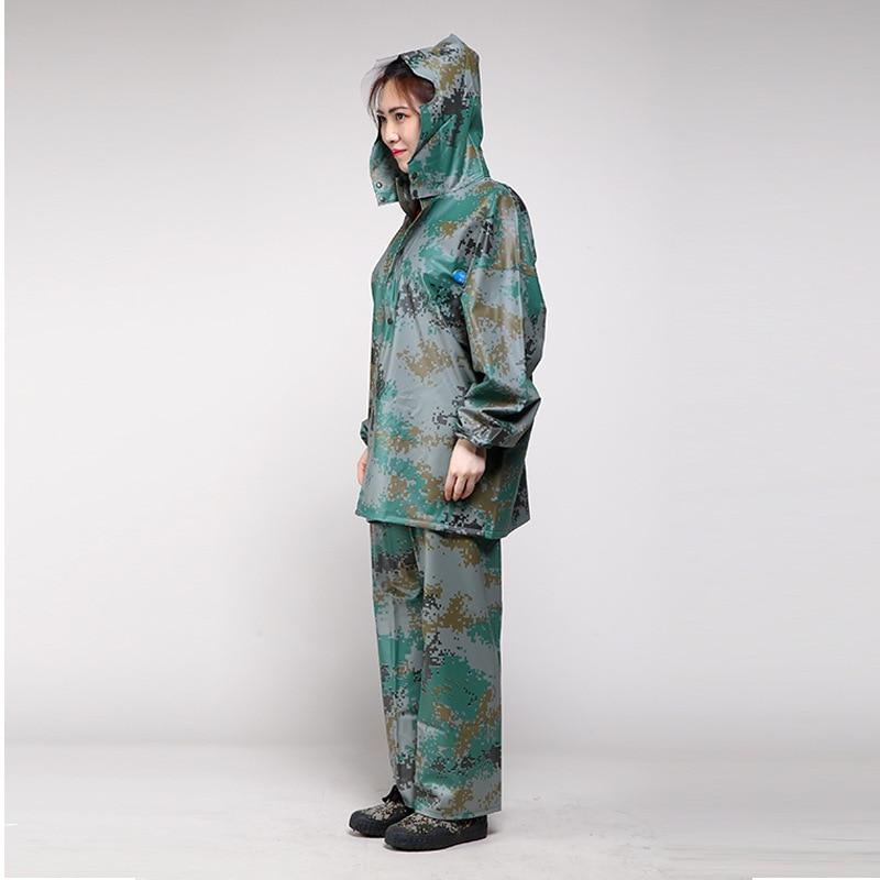 Emergency Rain Poncho Raincoat Outdoor Waterproof Motorcycle Rain Suit Adult Trench Coat Isolation Suit Chubasqueros Home Eg50yy enlarge