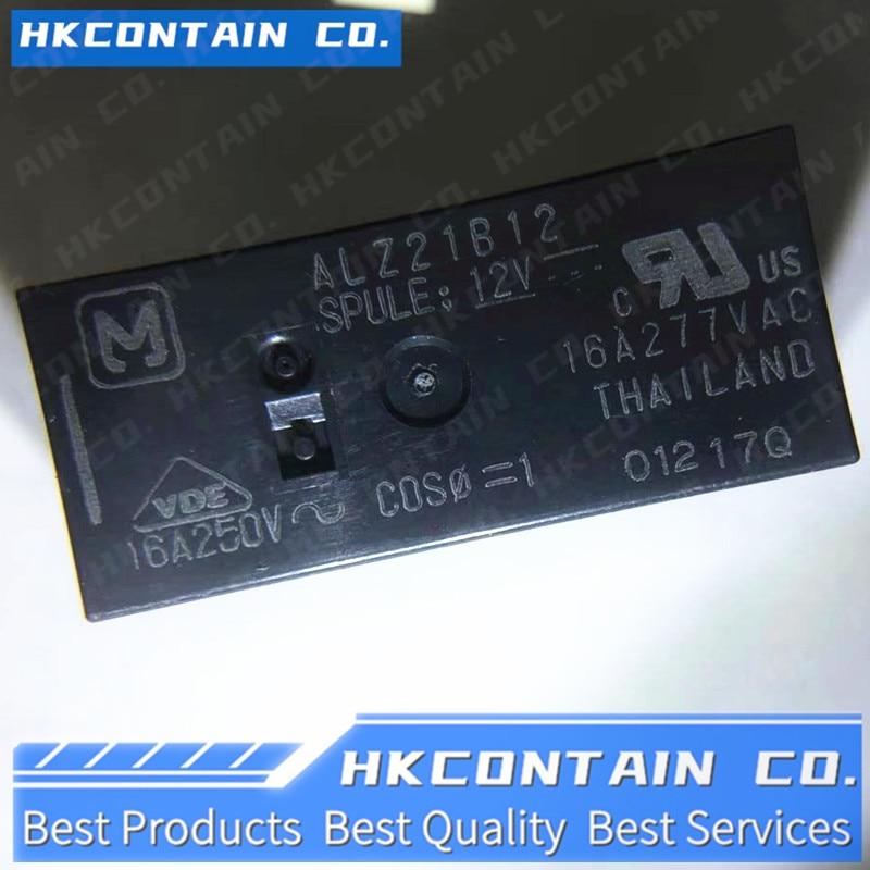 NEW ALZ21B12 ALZ21B12T【Power Relay 12VDC 16A SPST-NO (( 28.8mm 12.5mm】