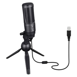 USB Microphone Pc Condenser Microphone Cardioid Pickup For Voice Recording Streaming Podcasting Games