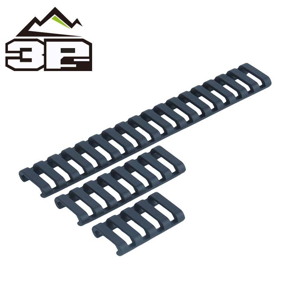 Тактическая направляющая Softair, 18 слотов, направляющая для лестницы LowPro, направляющая для Пикатинни, аксессуары для лестницы WEX330