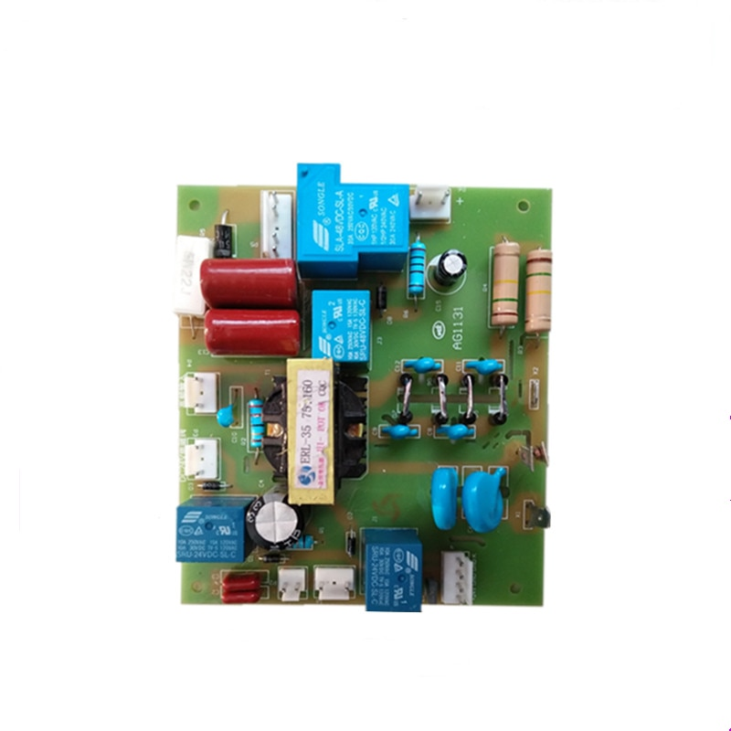 Placa de plasma de alto voltaje LGK80 con placa de arco dimensional LGK100 120 160 Placa de alta frecuencia de plasma