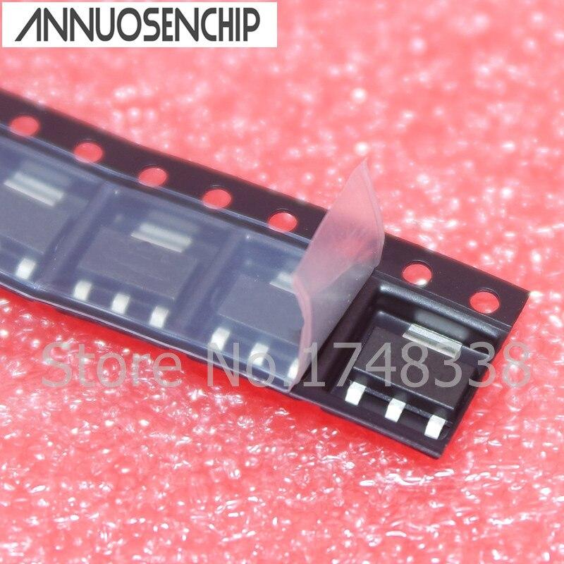 2500 piezas AMS1117-3.3 AMS1117-5.0 AMS1117-1.8 AMS1117-ADJ AMS1117-2.5 2,5 V ADJ 5V 1,8 V AMS1117 1117 3,3 V 1A REG LDO SOT-223