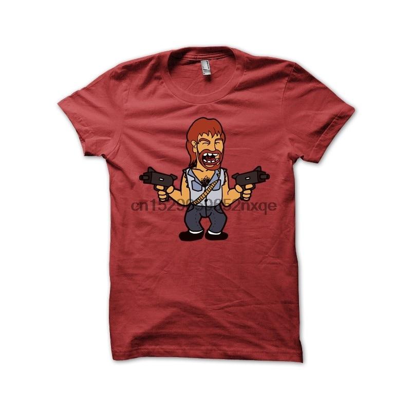 Мужская футболка chuck norris fact Футболка красная футболка Женская Мужская футболка