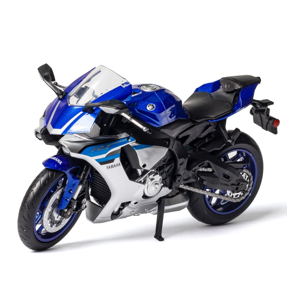 1:12 Motorcycle Toy Vehicle Alloy Car Model Diecast Metal Car Boy Toys Sound Light Pull Back Car Collection Ornaments Kids Gift mini vintage metal toy motorcycle toys hot wheel safe cool diecast blue yellow red motorcycle model toys for kids collection