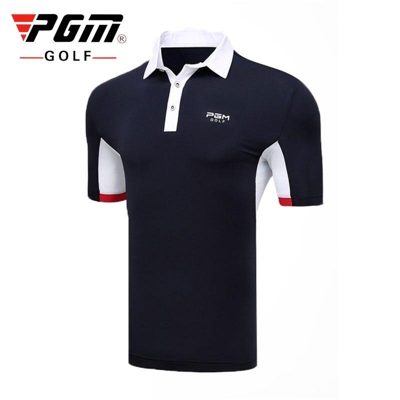Nueva camiseta de Golf de diseño para hombre, ropa deportiva transpirable para hombre, ropa de entrenamiento de secado rápido, camisetas de Golf de manga corta A7028