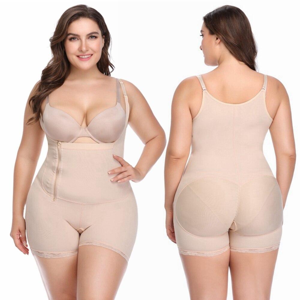 Talladora de cintura fajas de cuerpo completo curva modelador vibrador ropa interior ropa cintura corsé muslo Trimmer barriga Control mono