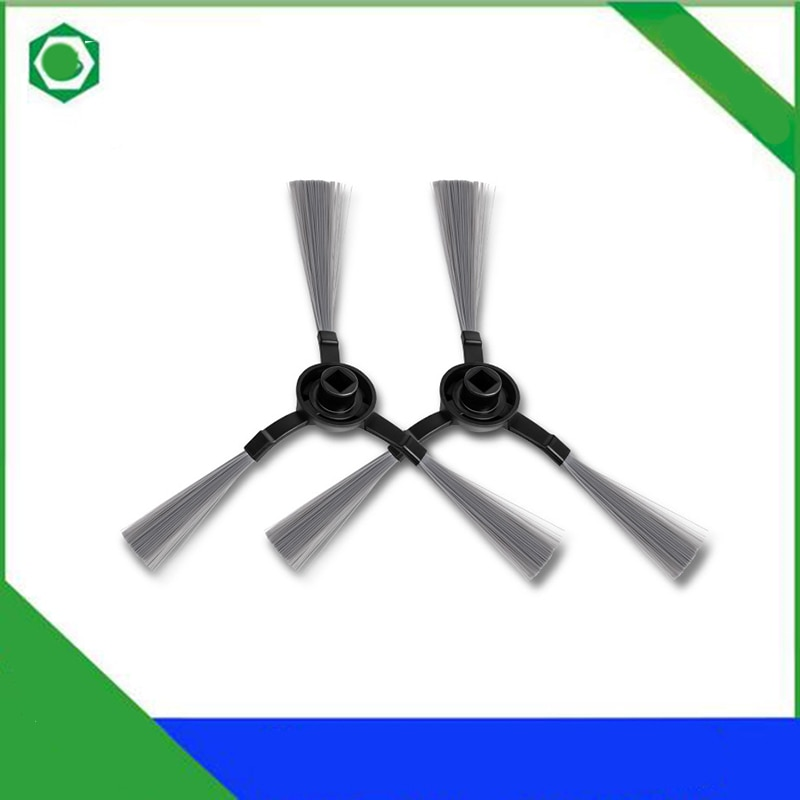 Piezas de repuesto para aspiradora XiaoMi Mijia STYJ02YM, Cepillo Lateral de 3 brazos, 8 Uds.