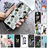 hunter x hunter phone case phone case for xiaomi mi9 mi8 f1 9se 10lite note10lite mi8lite back coque xiaomimi5x