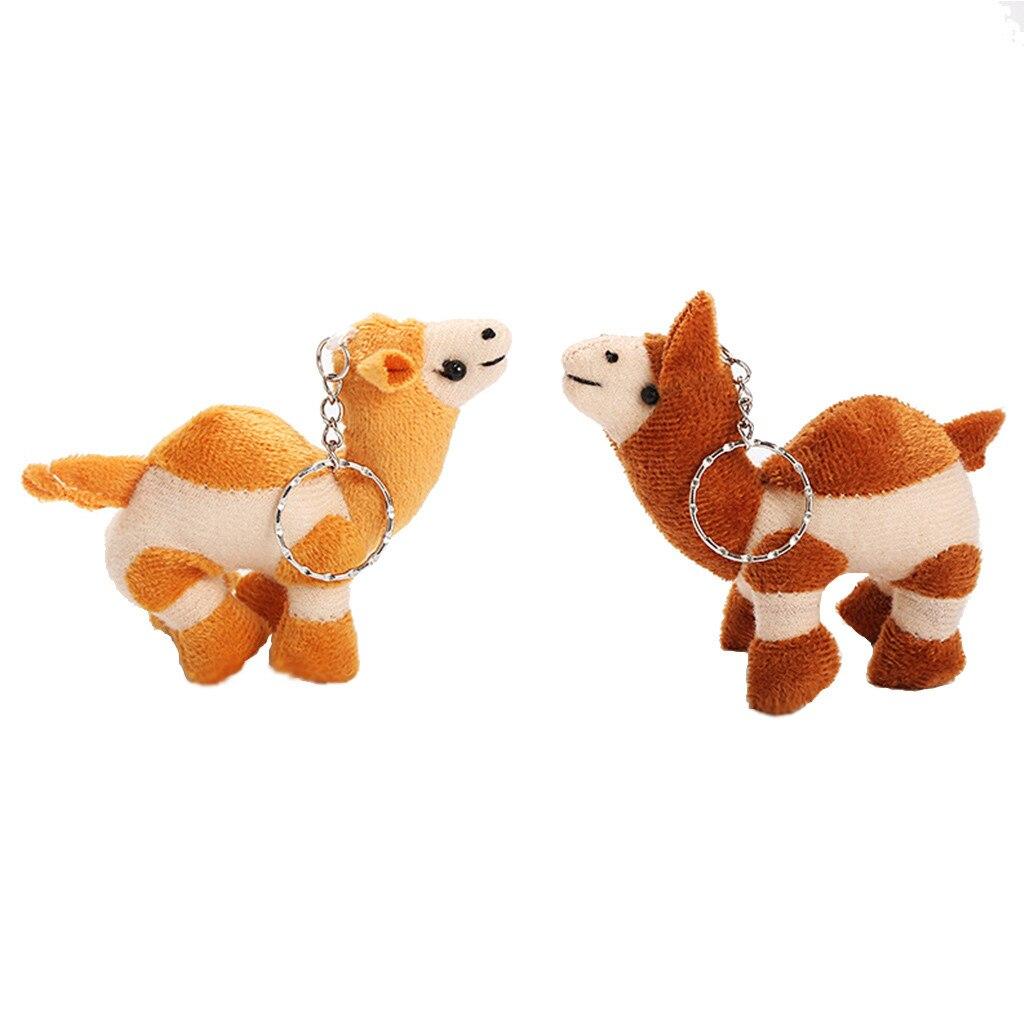 Милые игрушки для детей антистрессовые игрушки мягкие верблюжьи брелоки забавные мягкие детские подарочные игрушки плюшевые подарки для детей # CN20