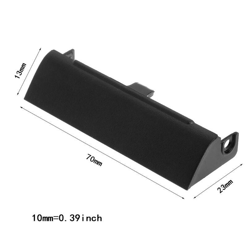 Reemplazo del accesorio de portátil del tornillo del soporte de la unidad del disco duro de Cubierta de disco duro para DELL E6420 E6520 M2EC