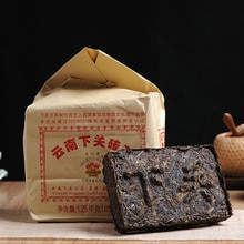 China Yunnan Oldest Raw Pu'er Tea 250g Column Iceland Ancient Tree Detoxification Beauty Green Food