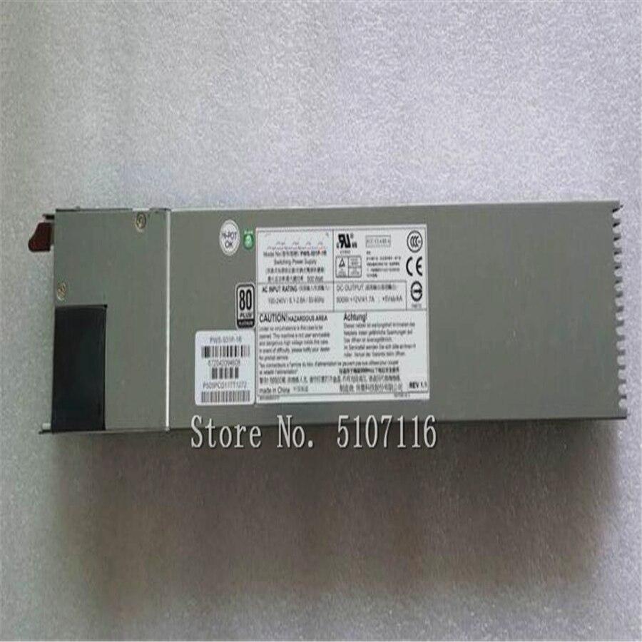 Para PWS-501P-1R fuente de alimentación del servidor 500W el módulo de fuente de alimentación redundante probará completamente antes del envío