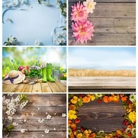 wood board background for photography spring flowers petal wooden planks baby doll photo studio photo backdrop 210308tzb 01