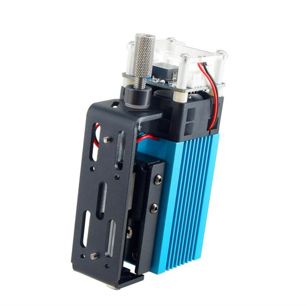 5.5 واط وحدة الليزر عدة 450nm TTL وحدة ثابتة التركيز الليزر رئيس ضغط بقعة التكنولوجيا الخشب المعادن النقش وقطع